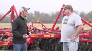 Beck's PFR Report Fall Tillage with the Sunflower® 6630 Vertical Tillage System