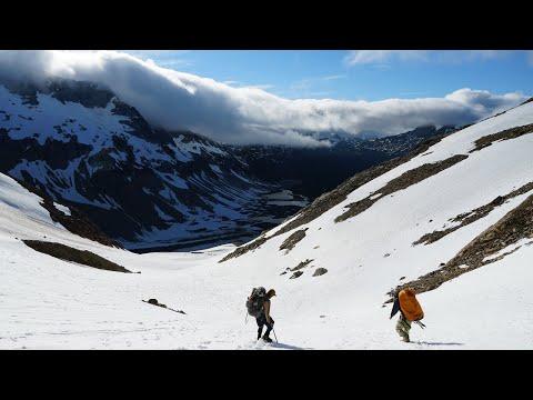 Glacier Peak Wilderness/North Cascades Backpacking:Totem Pass/Spider Gap/Bannock Lakes/Lyman Lakes