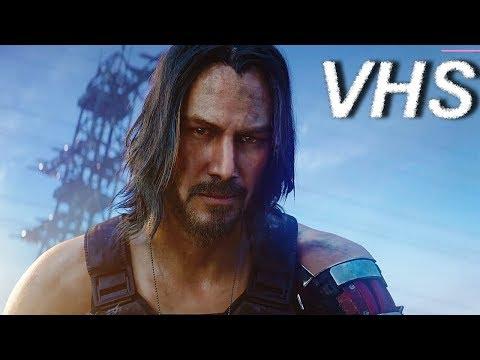 Cyberpunk 2077 - Трейлер E3 2019 на русском - VHSник