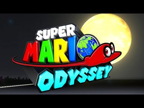 Super Mario Odyssey - Complete Walkthrough - All Kingdoms (F