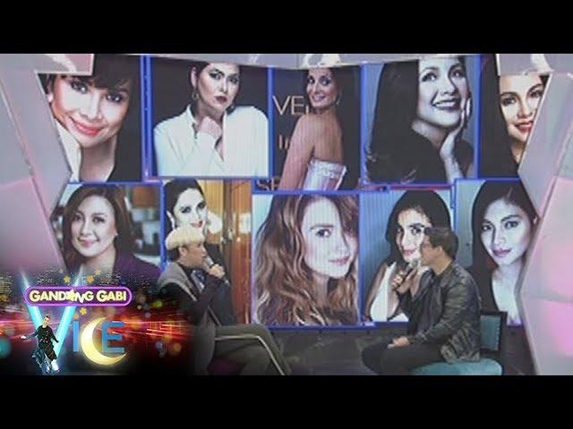 GGV: Aga Muhlach talks about his leading ladies