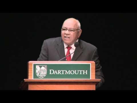 Keynote Address by Herman Boone