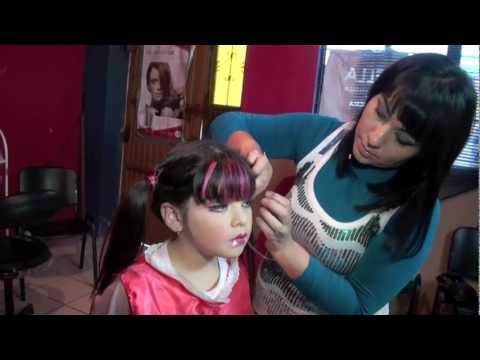 MONSTER HIGH MAQUILLAJE DE VIOLETA GALINA.m4v Travel Video