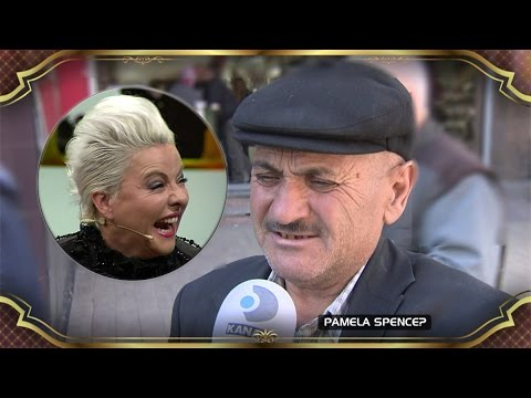 Beyaz Show - Pamela Spence'in Adı Nasıl Okunur?