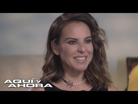 Kate del Castillo habla tras su polémico encuentro con ´El Chapo´