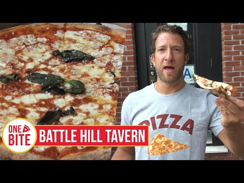 Barstool Pizza Review