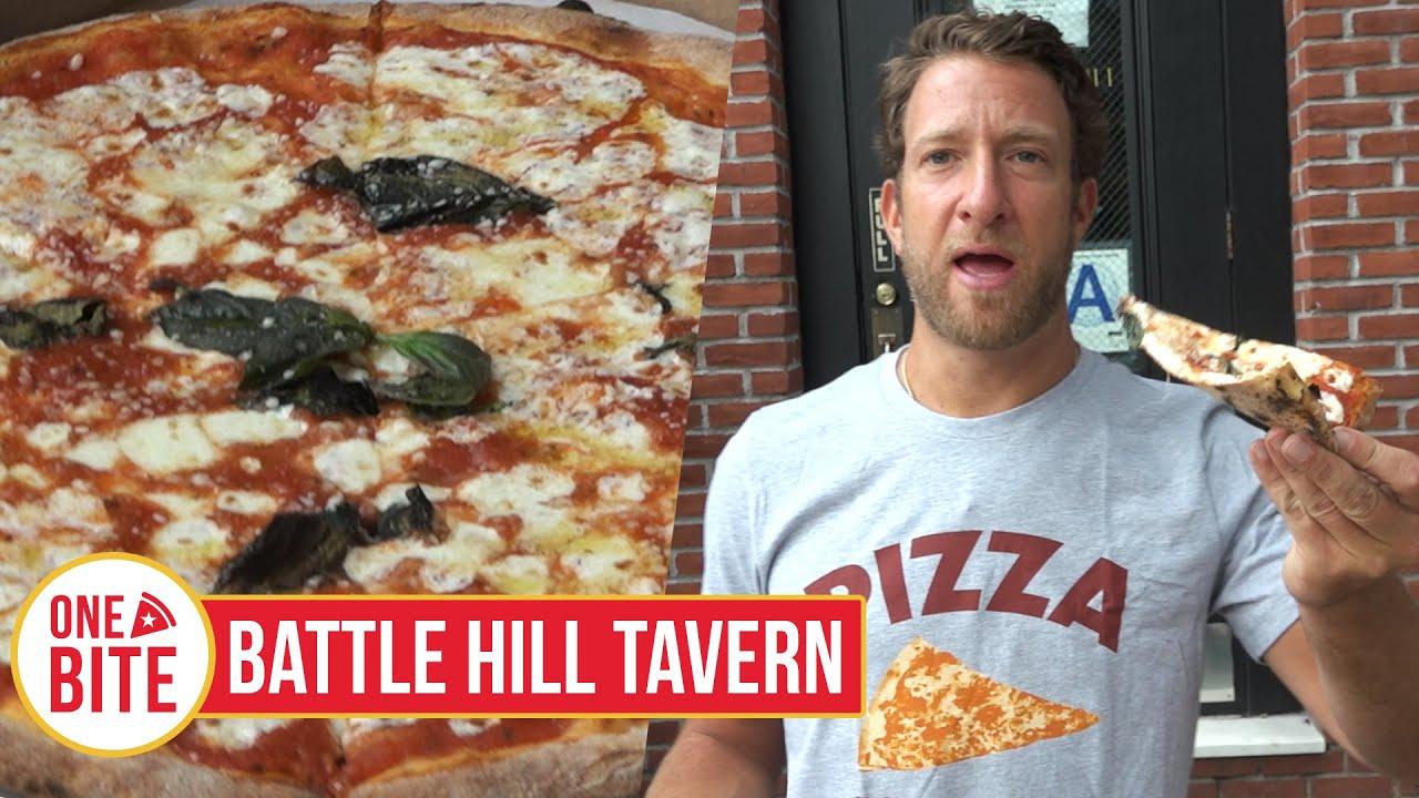 Barstool Pizza Review - Battle Hill Tavern (Brooklyn, NY)