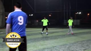 İddaa Rakipbul Antalya Ligi Maçın Adamı Ömer Aydın Aslan Spor