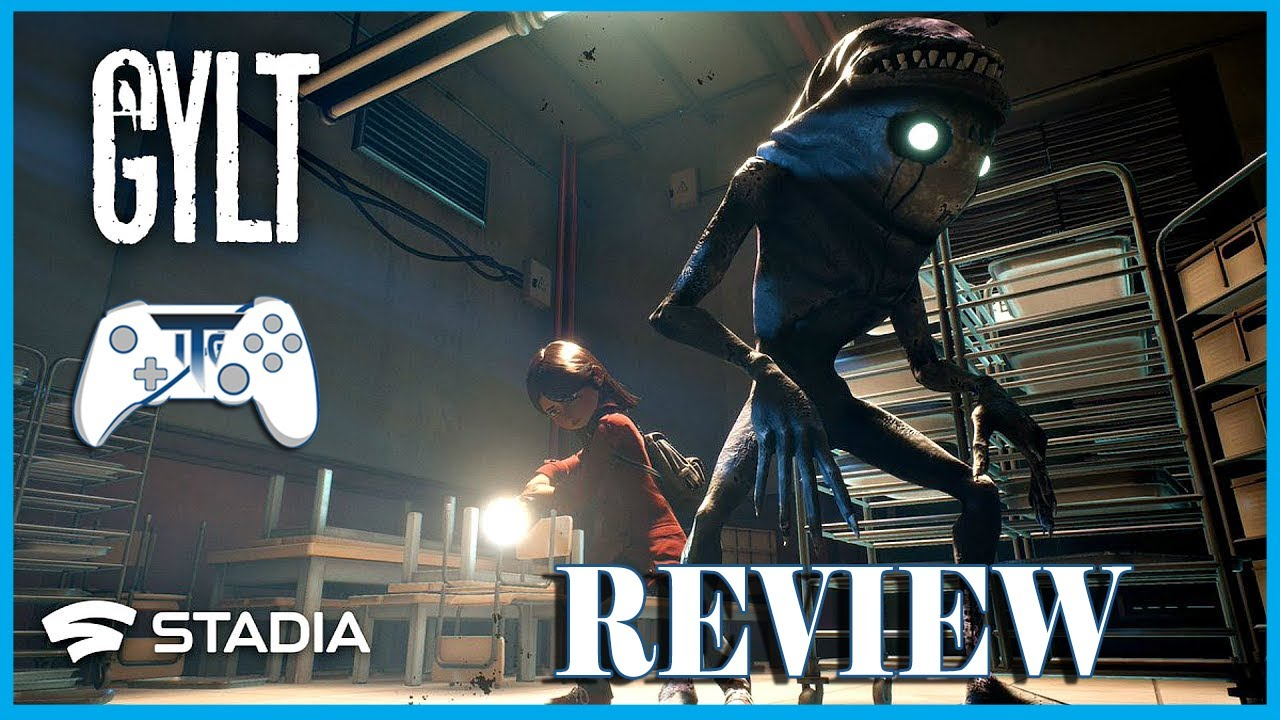 Gylt Review - Don't Feel any Gylt Here! (Video Game Video Review)