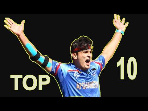 Hamid Hassan Top 10 Wickets