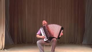 видео: И.С.Бах Токката и Фуга d-moll (Сергей Корнышев, аккордеон)