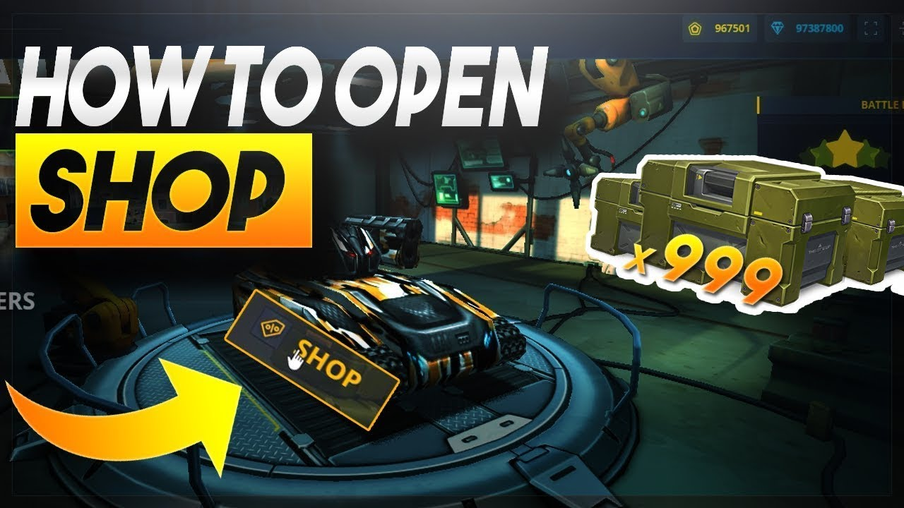 Test Server How To Open Shop Tanki Online 100 Working 2020 Youtube