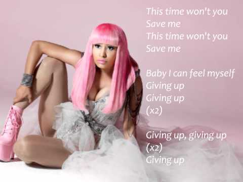 Nicki Minaj - Save Me (Lyrics) - HQ