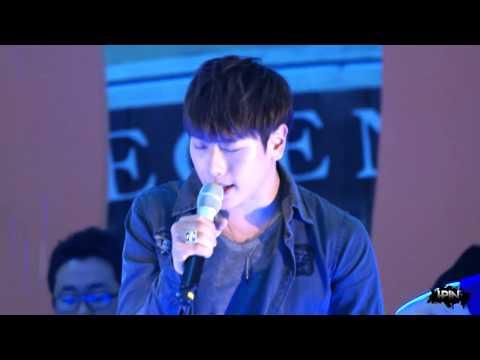 박효신 - live high  (원곡 제이슨 므라즈) @ 메세나폴리스 20130518 mp3