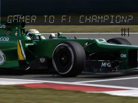 F1 2013: Gamer to F1 Champion? #1 || Australia (Career Mode)