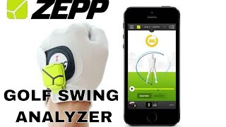 Zepp Labs | Golf | Swing Analyzer