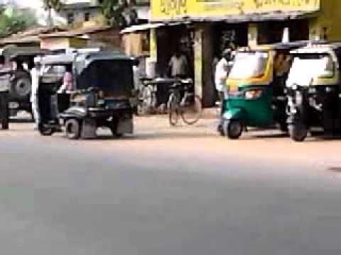 Dhinoj bus stand, Mehsana
