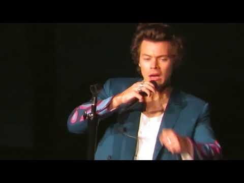 Harry Styles- Banter and Britney Spears 6/22/18