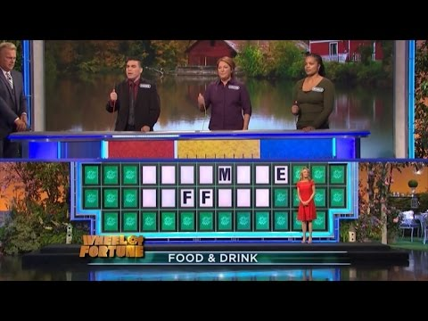 wheel of fortune contestant guesses same wrong answer