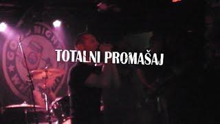 No Limits, Nuclear Altar, AK 47, Totalni promašaj (AKC Medika/Attack 22.11.2014.)