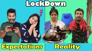 LOCKDOWN EXPECTATION vs REALITY | HUNGRY BIRDS