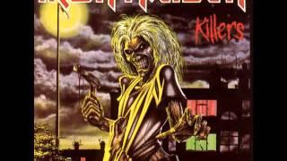 Iron Maiden - Killers - Subtítulos español / ingles