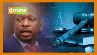 Dilemma in Nairobi County as Sonko is charged