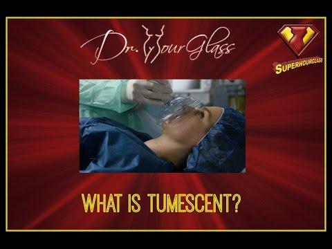 What is Tumescent? by Dr. Hourglass, Houston, Austin, Dallas, San Antonio