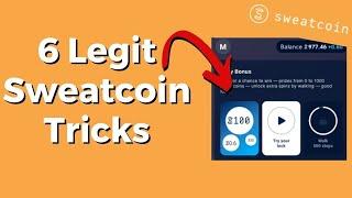 Sweatcoin Tricks & Tips – 6 Legit Ways to Earn Sweatcoins Faster screenshot 2