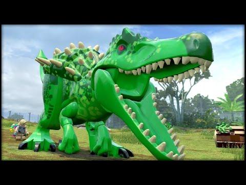LEGO Jurassic World - INDOMINUS HULK!