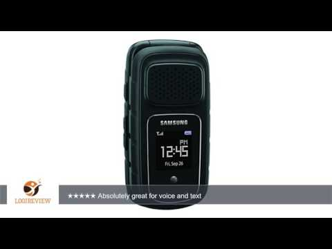 Samsung Rugby 4, SM-B780A - Black - Factory Unlocked | Review/Test