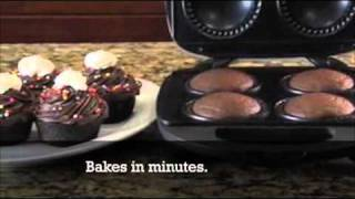 Mini Pie & Cupcake Maker