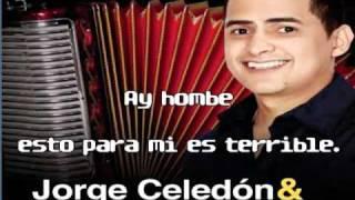 KARAOKE - Ay Hombre - Jorge Celedon - KARAOKE
