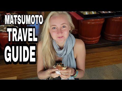 MATSUMOTO JAPAN   travel guide