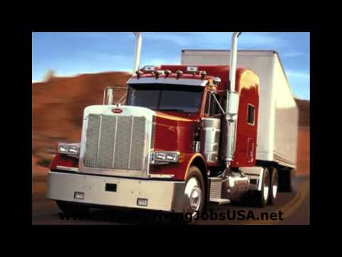 Truck Driving Jobs - http://www.TruckDrivingJobsUSA.net