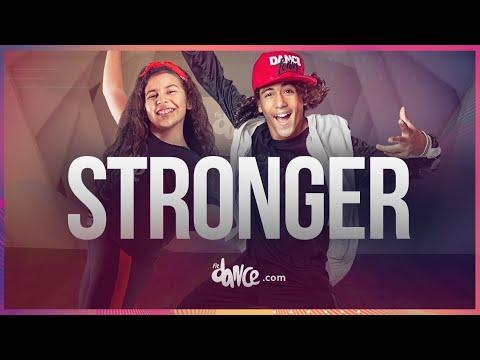 Stronger - Dove Cameron China Anne McClain  FitDance Teen Coreografía Dance