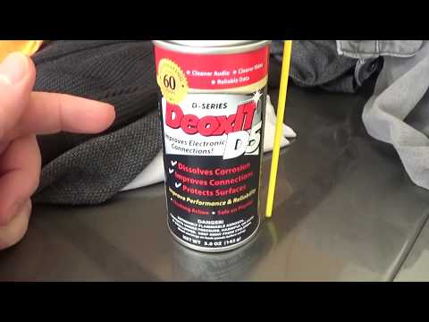 Best Electrical Contact Cleaner