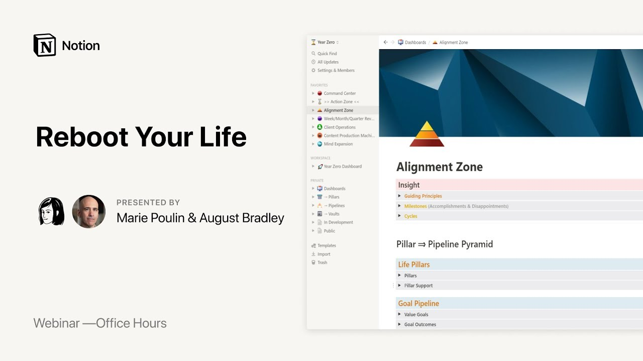 Download Notion Office Hours: Reboot your Life 🏁