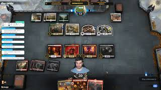 Искрим!  Magic: The Gathering Arena