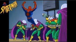 Человек-Паук против Мистерио | Человек-Паук (1994) 1х05