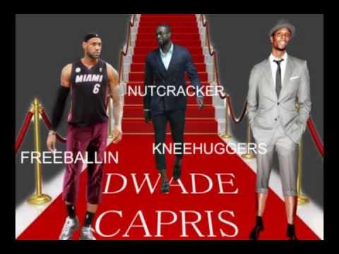 Dwayne Wade Designer Capri Pants Youtube