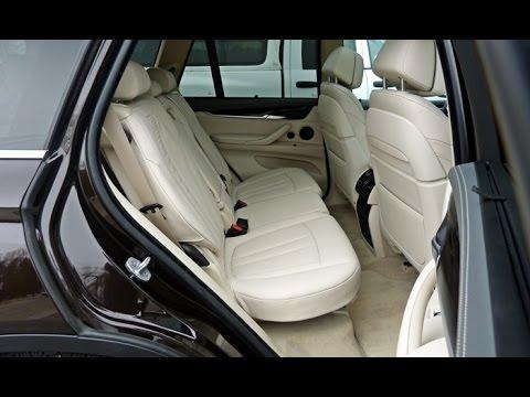 2015 BMW X5 With Rear Comfort Seats Houston Texas
