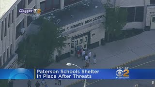 Paterson Schools Shelter In Place Following Threats