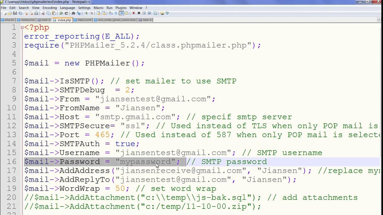 php version 5.2 4