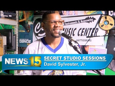 News15 Secret Studio - S02E03 David Sylvester, Jr (FULL MIX) KADN KLAF Lafayette, LA