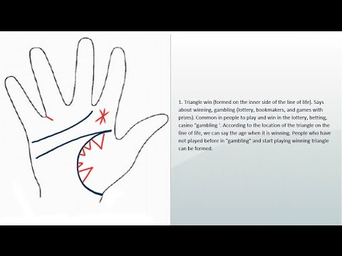 PALMISTRY & PALM READING SIGNS AND LINES OF WIN, LUCK, SUCCESS | SIGNS OF INHERITANCE, FORTUNE |