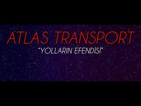 ATLAS Transport - 21.01.2017 Konvoy