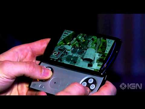 Sony Ericsson Xperia Play Video Review