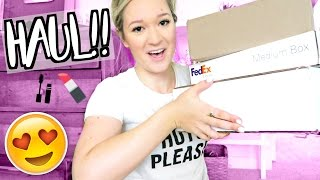 MAKEUP HAUL / UNBOXING!! NARS, CLINIQUE, + MORE!!