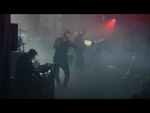 Front Line Assembly - Millenium / Mindphaser Live at Cold Waves VII